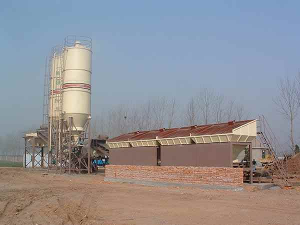 WCB300 Stablized soil mixing plant