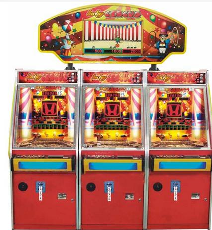 Fishing Series Happy Circus Troup Game Machine