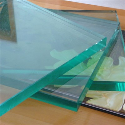 Bent Flat Tempered float glass