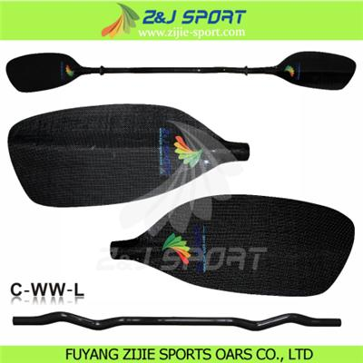 Full Carbon Whiterwater Paddle