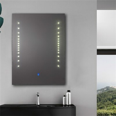 Aluminium Bathroom LED Light Mirror (GS003)