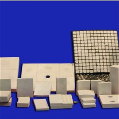 Rubber Backed Ceramic Wear Resistance Tile