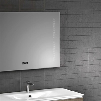 Aluminium Bathroom LED Light Mirror (GS028)