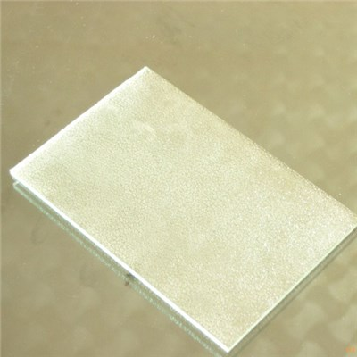Solar glass with AR Coating