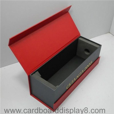 Wholesale Best Quality Luxuriant Cardboard Box For Wine