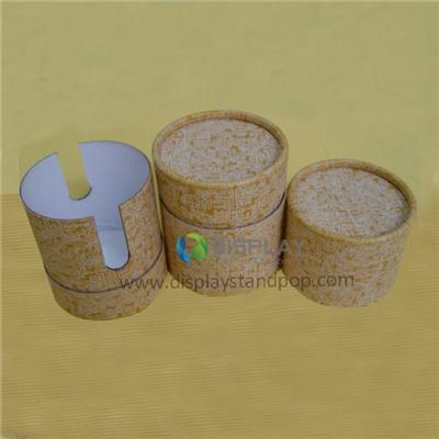New Design Luxury And Exquisite Round Paper Box For Gift