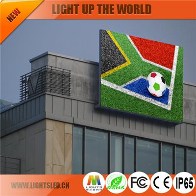 Outdoor Led Display P8 Smd Ec Series
