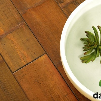 Ecosolid Bamboo Flooring Bamboo Forest Indoor High Hardness Bamboo Flooring