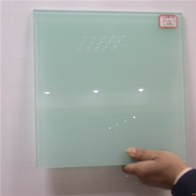 Laminated bullet Proof glass