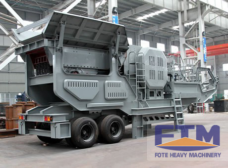 Mobile Jaw Crushers For Sale/Price Portable Jaw Crusher