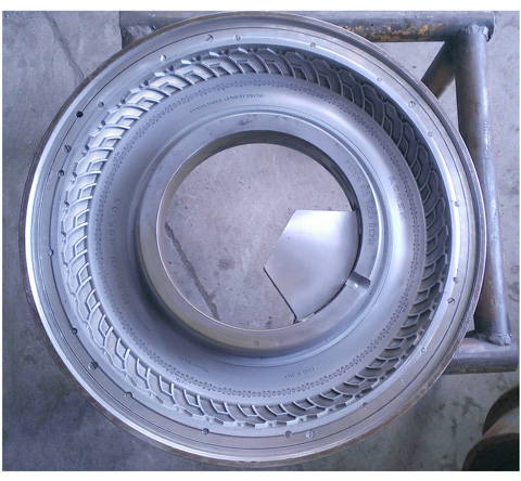 Electric Bicycle Tyre Mould 16X3.0