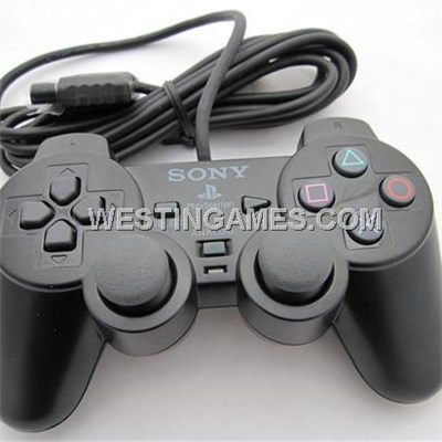 Wired Controller Joystick Joypad M For Sony PS2 - China Original (Without Packing)