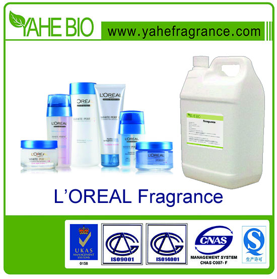 L'Oreal fragrance
