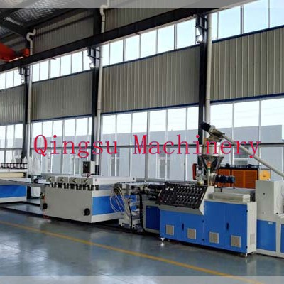 PVC Furniture Board Production Line
