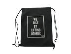 cheap promotional drawstring bags Event Drawstring Bag