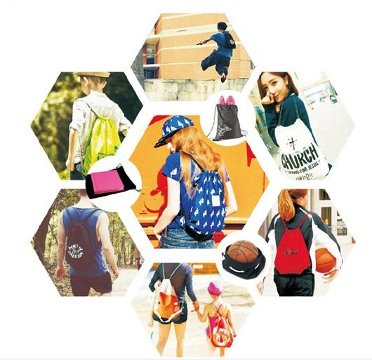 drawstring bags for sale Teenagers' Drawstring Bag