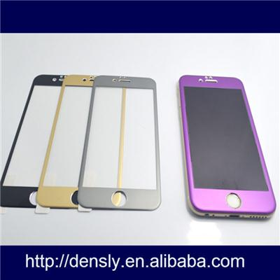 iPhone 6 Color Tempered Glass