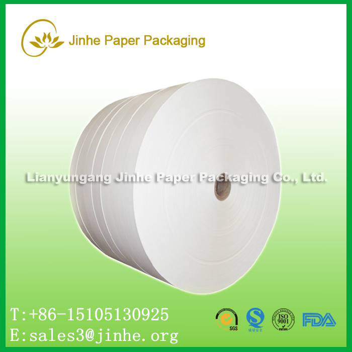 PE coated paper for paper cups