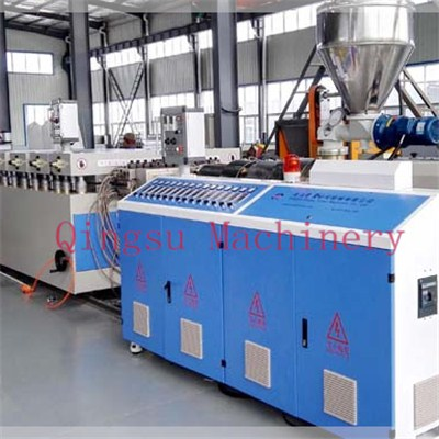 PVC Construction Template Machine