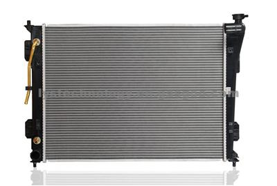 Auto Radiator For TOYOTA 4 RUNNER 84-91/PICKUP 86-95 2.4L L4 AT OEM:1640035100/-35110/-35120/-35130/-35140/-35150/-35200/-35210