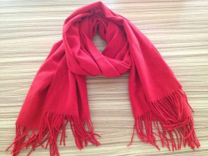 wool and silk scarf Wool Scarf