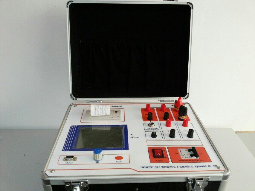 Gdva-402 Current and Potential Transformer Analyzer, CT/PT Analyzer