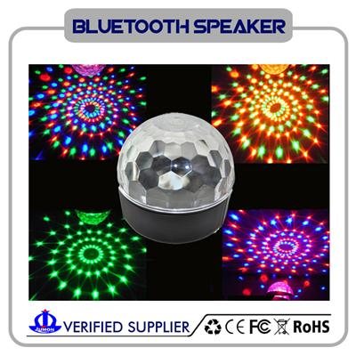 Disco Bluetooth Speaker