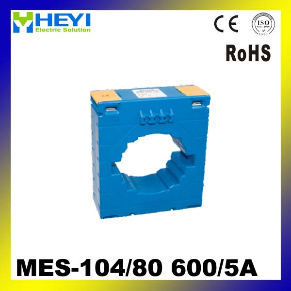 MES current transformer with busbar