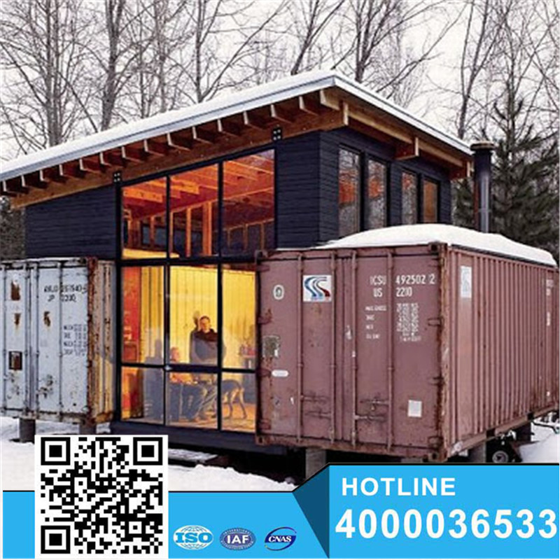 Easy Assemble Prefabricated Houses Container