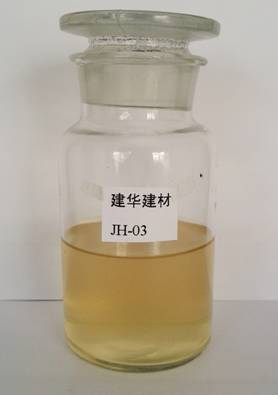 JH-03 Water Reducing And Retention Type Polycarboxylate Superplasticizer