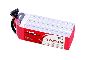 LPB 850mAh 11.1V 25C Airplane Battery