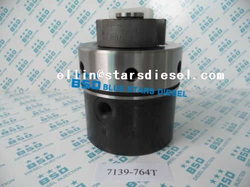 Blue Stars DPA Rotor Head 7180-698U