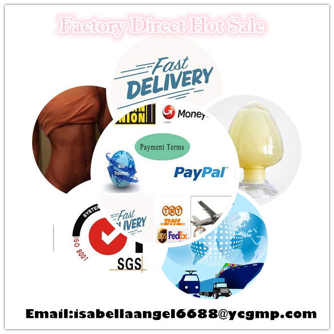 Factory Direct Hot Sale Anastrozole CAS:	120511-73-1