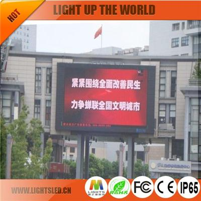 P37.5 Led Traffic Sign running led display