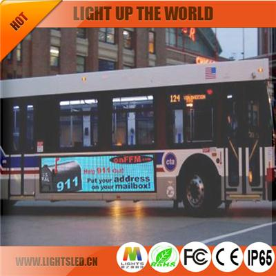 LS-1868B bus led display company p6B