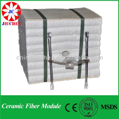 High Tensile Strength Ceramic Fiber Module JC Module
