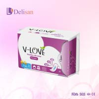 v-love anion sanitary napkin factory