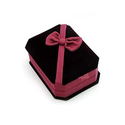 Velvet Earring Jewelry Box