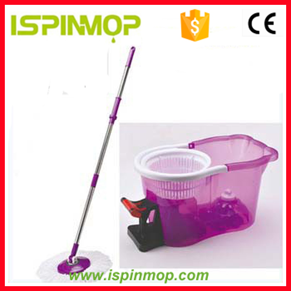ISPINMOP 360 spin easy pedal mop