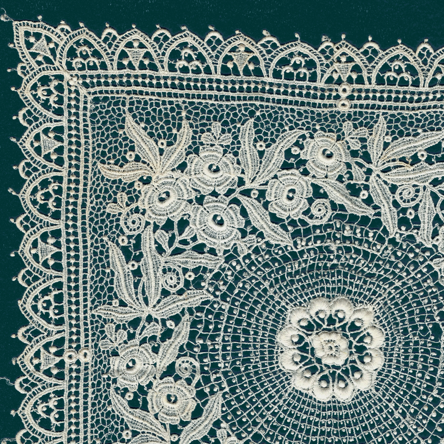 Embroidery Lace fabric GPO