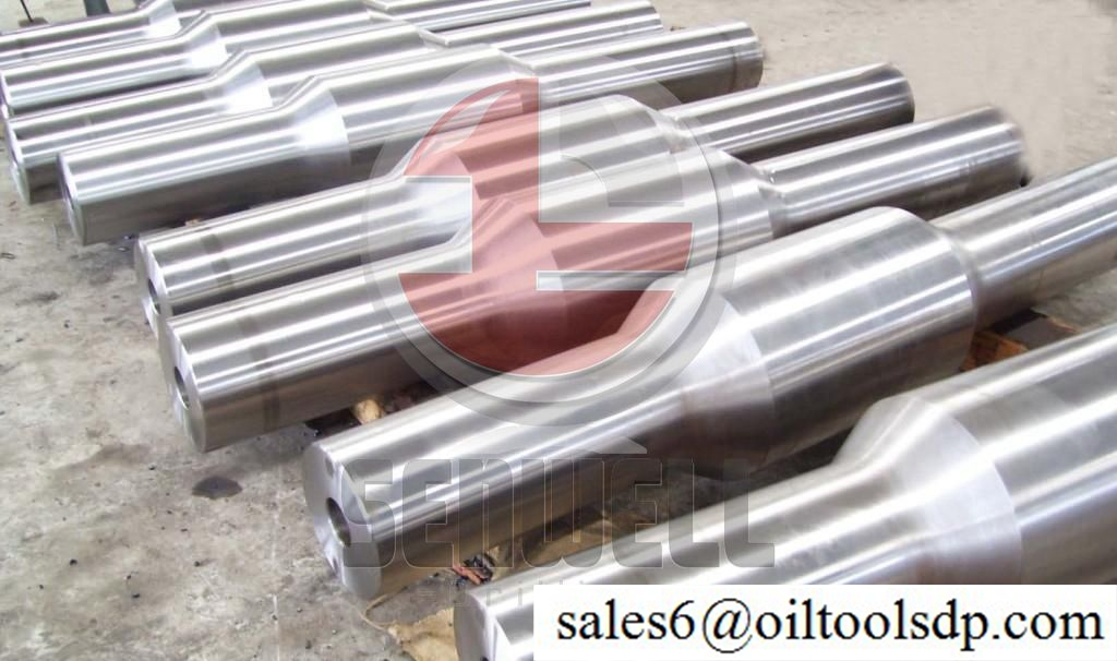 High quality open die forging Stabilizer forging/blank, Reamer Forging in oil and gas drilling industry