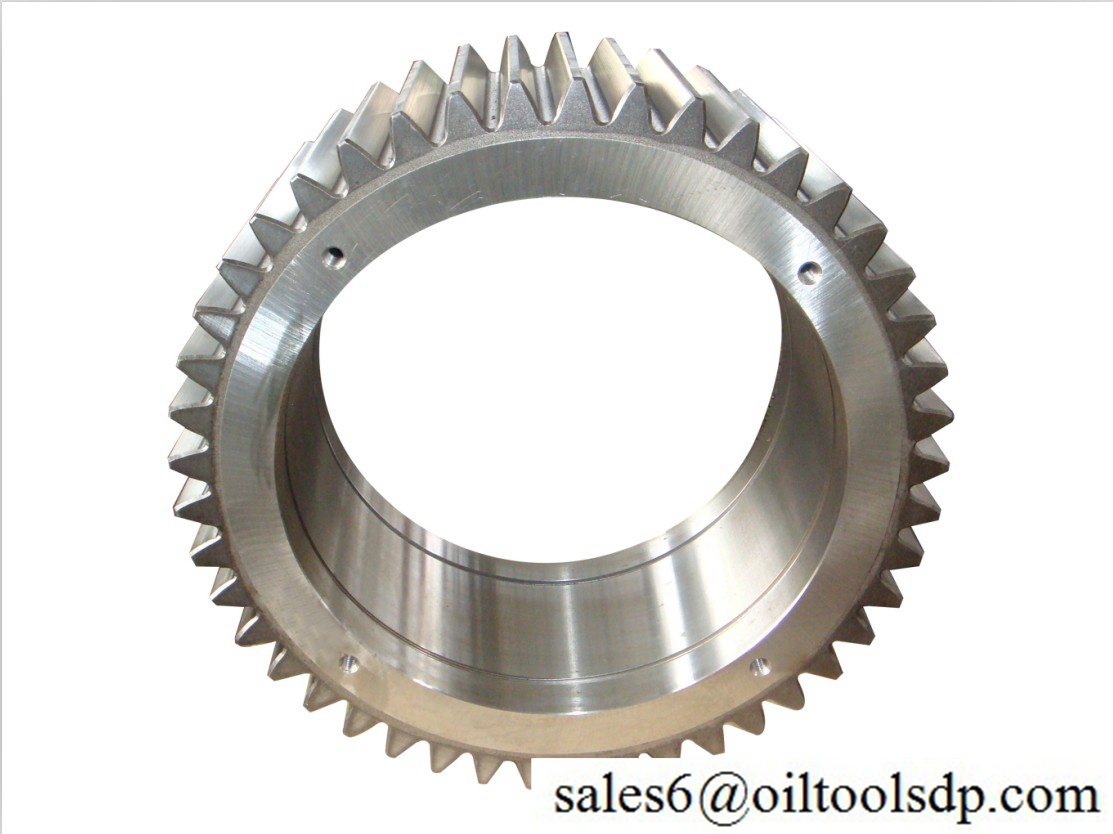 High Quality Open Die Forging Gear Ring
