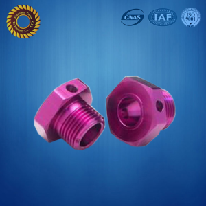 Precision Oem Aluminum Anodizing CNC Machining Parts