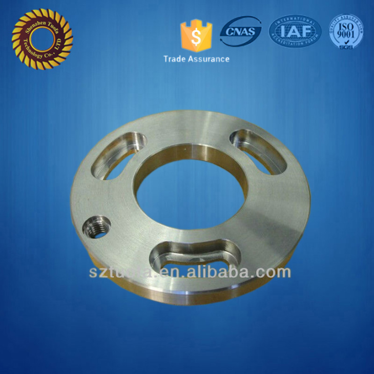 Chrome Plated Steel PChrome Plated Steel Precision CNC Machining Partsrecision CNC Machining Parts