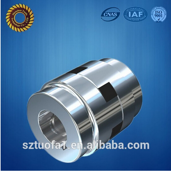 CNC stainless steel turning parts and service