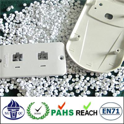 High Flame Retardant PVC Granules