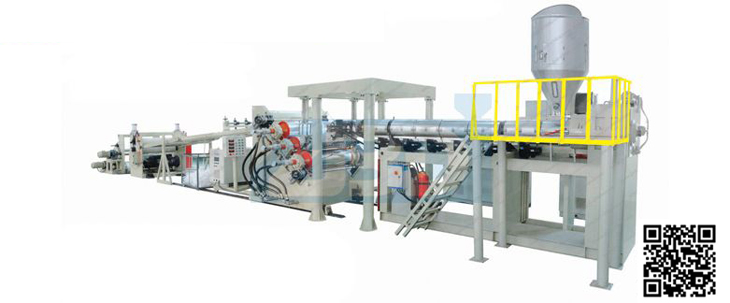 PC Solid,PMMA,PS,MS Transparent Sheet Production Line