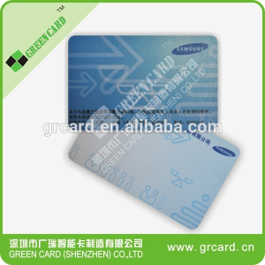 custom id card printing TK4100 ID card with printing