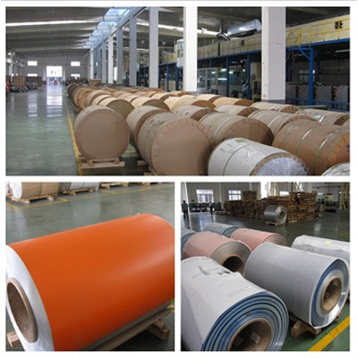 PVDF Color Coated Aluminum Coil-1