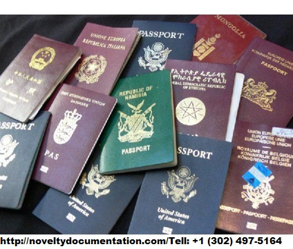 Buy ID Cards, Driver Licenses, Passports, Novelty passports